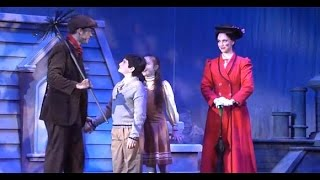 Mary Poppins Kids Show How To Spell Supercalifragilisticexpialidocious