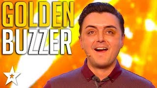 EMOTIONAL Magic Trick WINS GOLDEN BUZZER & Leaves Judges SPEECHLESS! Britain