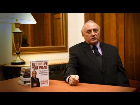 Richard Bandler's book: Get the life you Want