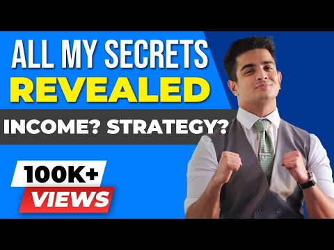 ALL My Secrets REVEALED - Life Update (Future of BeerBiceps, Business Outside YouTube, Income)