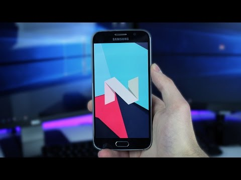 LineageOS 14.1 Android 7.1.1 Nougat ROM for Samsung Galaxy S6/S6 Edge - Review