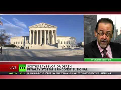 SCOTUS rules FL death penalty unconstitutional