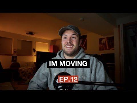 I'M MOVING... // Vlogmas Ep.12