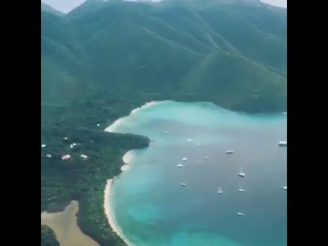 Flight - Puerto Rico to Tortola