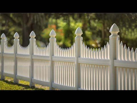 Mitre 10: How to build a picket fence presented by Scott Cam