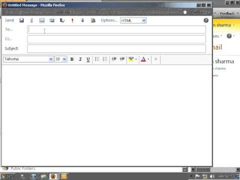 Monitoring user Email Messages in Exchange Server 2010