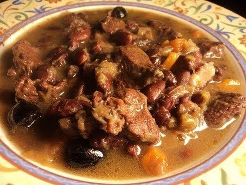Lamb stew - Video Recipe
