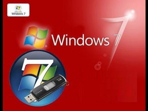 Windows 7 usb/dvd tool setup