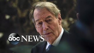 CBS suspends Charlie Rose amid sexual misconduct allegations