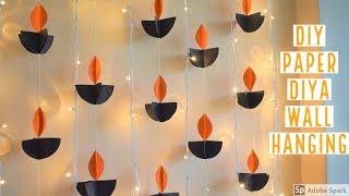Diya Wall Hanging Ideas Videos 9tube Tv