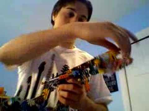 Cool K'nex Weapons Review (lol)