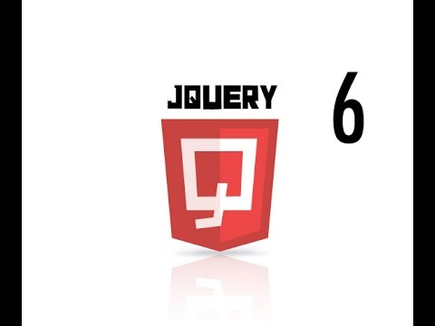 6. JQuery for Beginners - Selectors