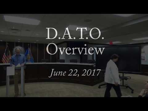 D.A.T.O. Overview