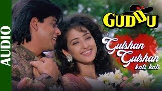 Gulshan Gulshan Kali Kali - Full Song |Shahrukh Khan & Manisha Koirala | Guddu |Hindi Romantic Songs