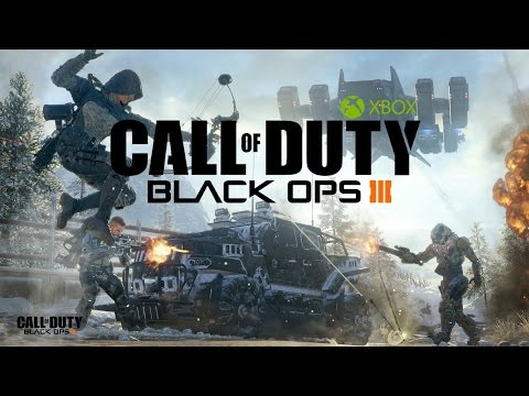 Black Ops 3 Live Commentary #1