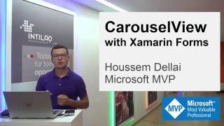 CarouselView with Xamarin Forms
