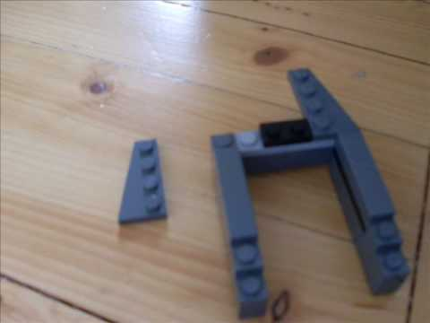 Lego halo ODST Drop Pod instructions (picture version)
