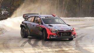 WRC Rally Monte Carlo 2016 Best of by e-Rally [HD]