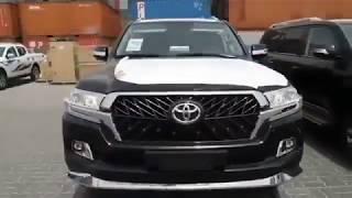 لاندكروزر 2019 Toyota Land Cruiser