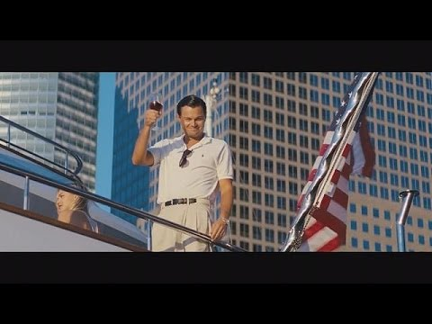 Leonardo DiCaprio ist der Wolf der Wall Street - cinema