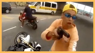 Robbery Gone Wrong Funny - Best Robbery Fails Instant Karma