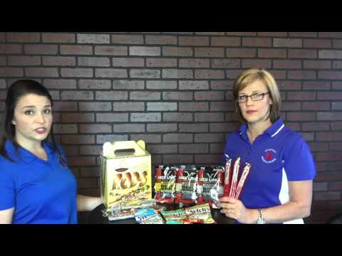 Fundraising with Quick Sellers: Candy, Lollipops, Pretzel Rods