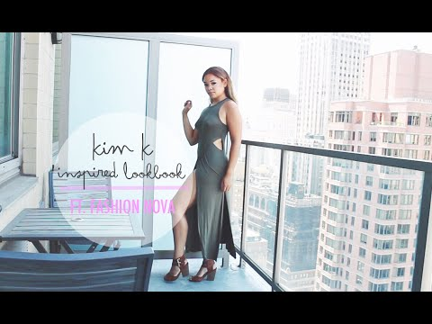 Kim Kardashian Inspired Lookbook: ft. Fashion Nova