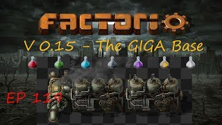 Factorio 0 16 5k SPPM Gigabase Tour - PlayingItNow: All the