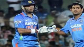 इस दिग्गज ने युवराज और धोनी को दी नसीहत, कहा नहीं खेलना चाहिए 2019 विश्व कप - Dhoni And Yuvraj