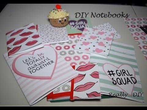 DIY Notebooks/Sketchbooks