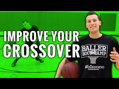 Crossover Dribbling Drills: How To Improve Your Crossover in Basketball