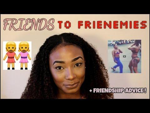 STORYTIME- FRIENDS TO FRIENEMIES- SNAKEY, SELFISH FRIENDS, FRIENDSHIP ADVICE 2017