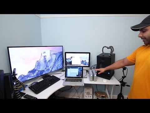 How to use Apple iMac as External HD PC Monitor |Target Display/Disk Modes