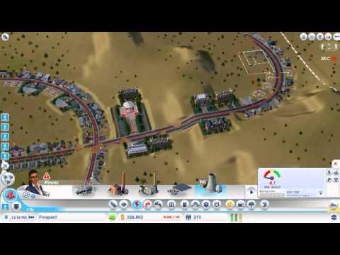 SIM CITY SANDBOX MODE FAST MODE