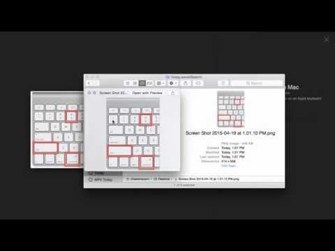 How to Print Screen on Mac Keyboard (Works On Any Mac)