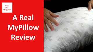 A Real MyPillow Review, Unboxing, What's Inside & What Makes It 'Official'?