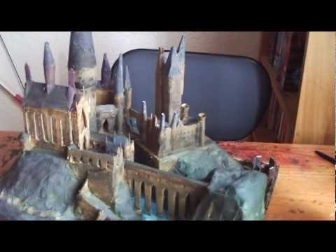 my harry potter props department (hogwarts castle)