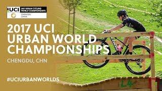 2017 Uci Urban Cycling World Championships - Chengdu (chn)
