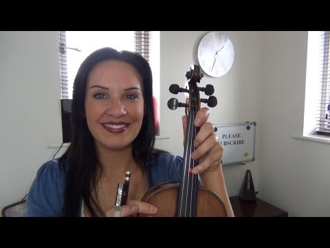 HOW TO: Use the 4th Finger on the Violin