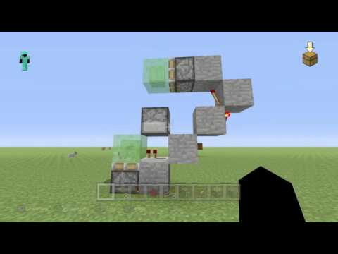 How To Make a Quick And Simple Slime Block TNT Cannon! (PATCHED!)