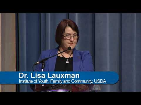 Make the Connection Webcast: Developing a PYD Research Agenda (Lisa Lauxman)