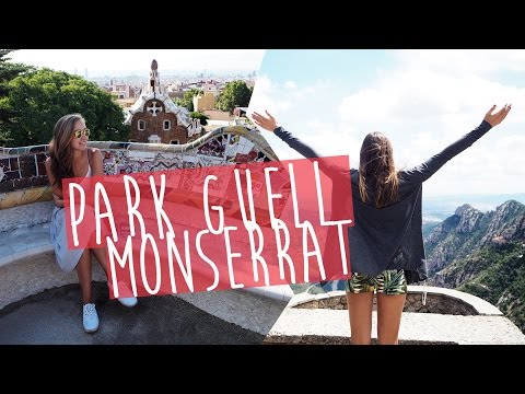 VLOG | Park Guell a Montserrat