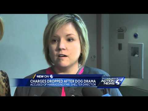 Harassment charges dropped against women in Humane Society dog drama
