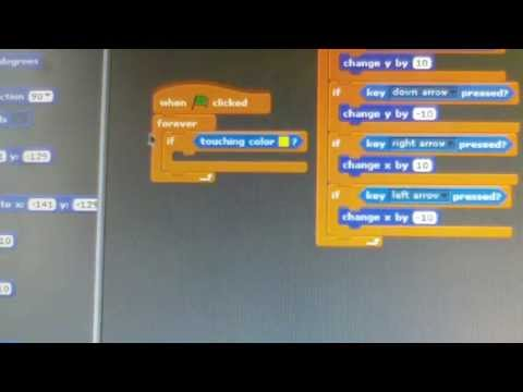 How to create a computer game with Scratch--Episode 2