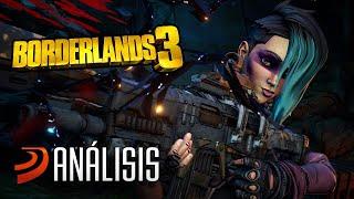 Borderlands 3 Análisis. ¡Vuelve a lo grande el rey de los loot shooters!