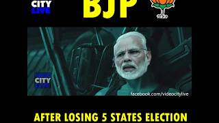 Download BJP After Losing 5 States Election in Avenger 4 Style | City Live Video