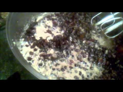 How to Make Jamaican Fruit Cake