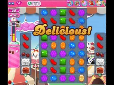 Candy Crush Saga Level 181 ★★★