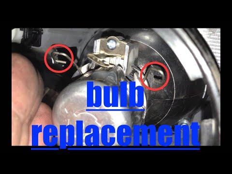 EASY HID HeadLight BULB Replacement LEXUS ES330 √ Fix it Angel