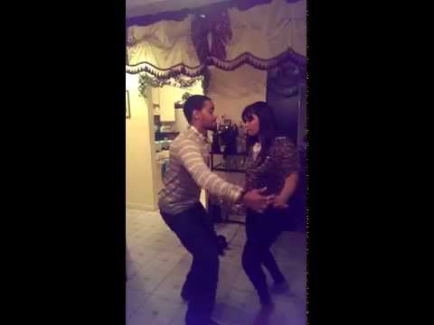 Dancing Bachata (Dominican Style) Pt. 1